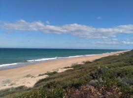 Symuya, Letts Beach (Seaspray yakınında)