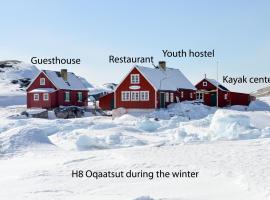 H8 Guesthouse, Oqaatsut (рядом с городом Илулиссат)
