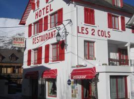 Hôtel des Deux Cols