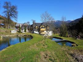 Vitalhof Rohrer Ferienwohnungen, Bodendorf (Allgaueck yakınında)