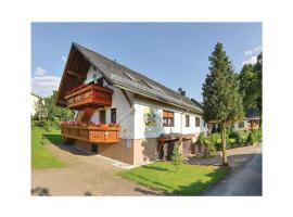Two-Bedroom Apartment in Drognitz, Drognitz