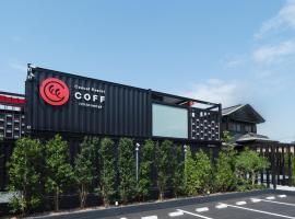 Casual Resort COFF Ichinomiya, Ichinomiya (Chosei yakınında)