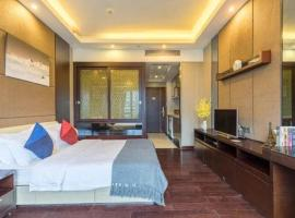 Li Tu International Apartment, Guangzhou (Lianhe yakınında)