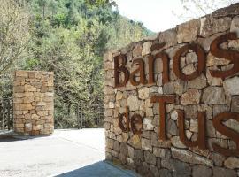 Balneario de Tus, Yeste (Arroyofrío yakınında)