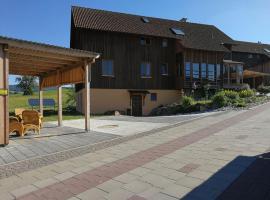 Ferienwohnungcsilla, Unterweid (Klings yakınında)