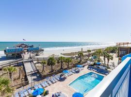Yachtsman Oceanfront Resort