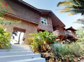 Casa Lenca @Palmetto Bay, Роатан (рядом с городом Dixon's Cove)