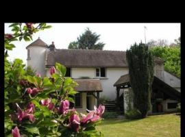 Le charme d'othe, Bellechaume (рядом с городом Brienon-sur-Armançon)