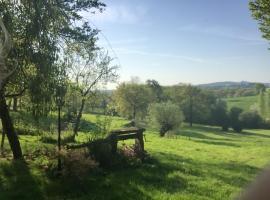 Les Fougères, Le Donjon