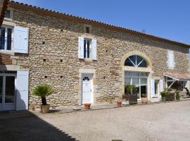Les chambres de carreau, Meilhan-sur-Garonne (рядом с городом Sigalens)