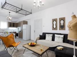 EvaEle Luxury Apartments, Киссамос (рядом с городом Kounoupítsa)