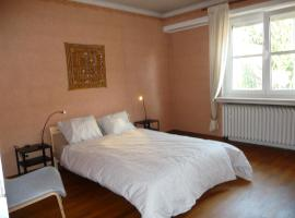 Rooms in Luxembourg city, Luxemburg