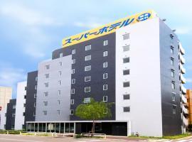 Super Hotel Shinagawa Aomono-Yokocho