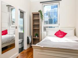Private en-suite Room @ Liverpool street, Brick Ln