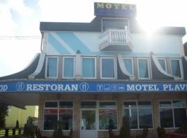 Motel Plavi, Mračaj (Maglaj yakınında)