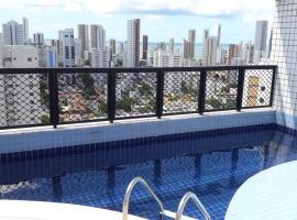Atol de mururoa, Recife (Boa Viagem yakınında)