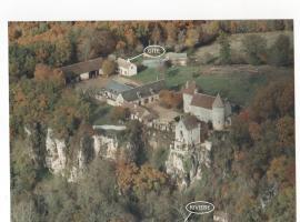 Gite a Montenaut, Angles-sur-l'Anglin (рядом с городом Tournon-Saint-Martin)
