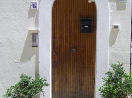 I due mari, Gaeta (Porto Salvo yakınında)