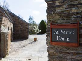 St Petroc's B&B, Wadebridge