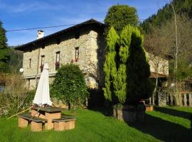 Agroturismo Izarre, Errezil (Larraul yakınında)