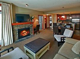 Suites at the Blackstone Mountain Lodge Condo
