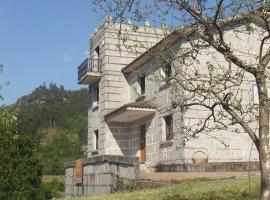 O Castelo do camiño, Vilaboa