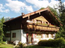 Haus Kampenwandblick, Aschau im Chiemgau (Engerndorf yakınında)