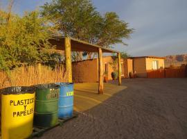 Haramaksi, San Pedro de Atacama (Túlor yakınında)