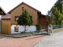 Ferienwohnung Baier, Bad Griesbach (Haarbach yakınında)