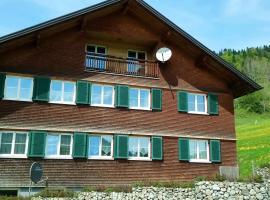 Ferienhaus Im Moos, Lingenau (Langenegg yakınında)