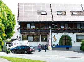 Hotel Gasthof Rössle, Rottenburg (Ammerbuch yakınında)