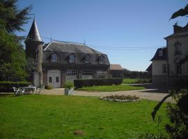 Gite Tourelle, Bosc-Mesnil (рядом с городом Saint-Saëns)