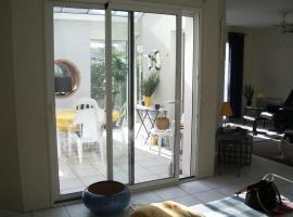 Location à la semaine Villa clôturée et climatisée, Gujan-Mestras (Near Le Teich)