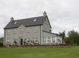 The Roe Valley Manor house and estate., Limavady (рядом с городом Aghanloo)
