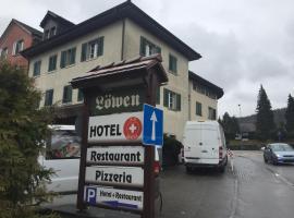 Hotel Restaurant Loewen, Sirnach (Wil yakınında)