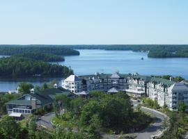 JW Marriott The Rosseau Muskoka Resort, Minett