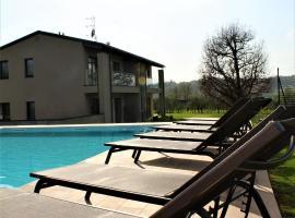 Appartamento Franciacorta 2, Cazzago San Martino (Erbusco yakınında)