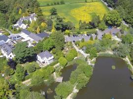Glyn Isa Country House B&B, Конви (рядом с городом Llangelynin)