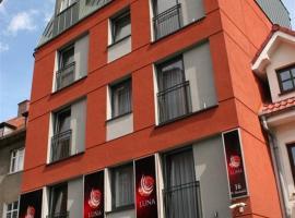 0f72618f838 Naudi hommikusööki vaatamisväärsuse Kaubamaja Focus lähedal asuvates  hotellides