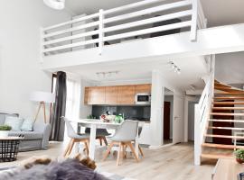 Apartament Dwupoziomowy na Stoku - Apartamentuj
