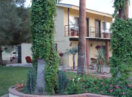 Rancho El Campanario en La Ruta del Vino