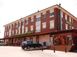 Casa Junco, Рибадедева (рядом с городом Ла-Франка)