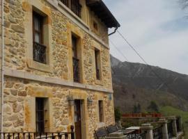 Apartamentos Rurales La Husteriza, Ruenes (рядом с городом Peñamellera Alta)