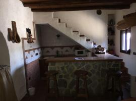 Casa Orozco, Benalauría (Algatocín yakınında)