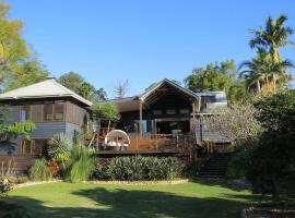The Converted Church on the river - Bellingen