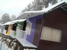 Fullmoon Cottages, Kanatal (рядом с городом Chhām)