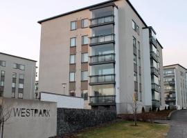 Two bedroom apartment in TURKU, Työnjohtajankatu 1
