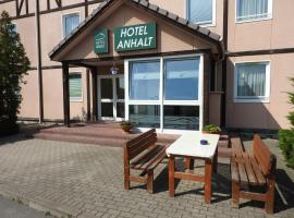 Hotel Anhalt, Brehna (Zörbig yakınında)