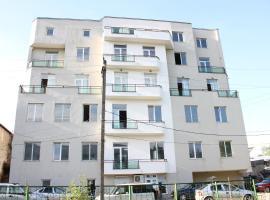 Black Sea hotel, Зестафони (рядом с городом Obcha)
