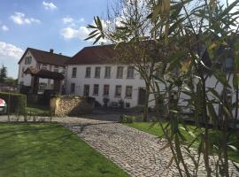 Klosterhof Weingut BoudierKoeller, Stetten (Gauersheim yakınında)